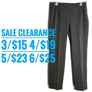 Talbots Gray Pants 10P sale clearance 3 for 15